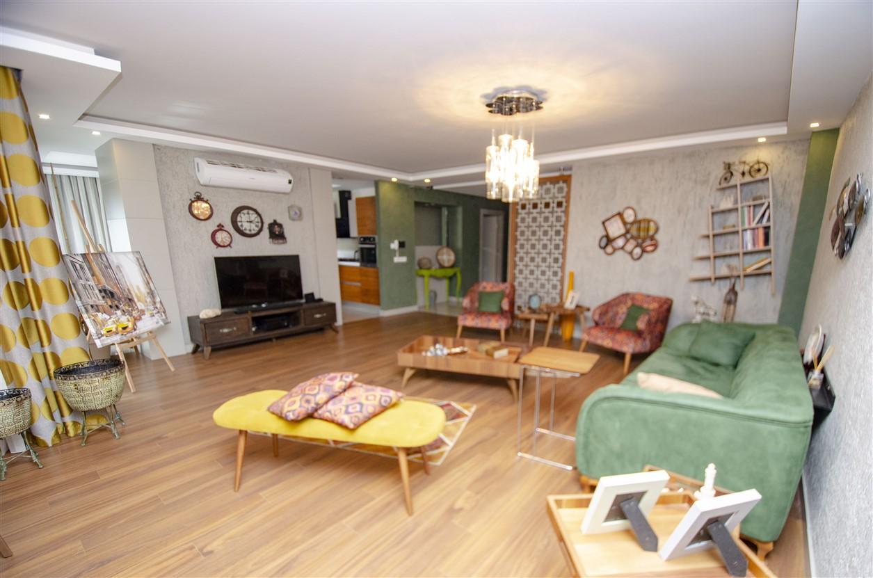 Квартира 4+1 с дизайнерским ремонтом в Унжалы - Фото 11