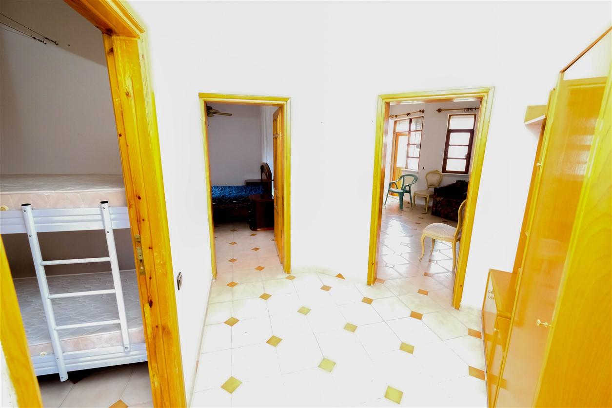 Трёхкомнатная квартира в микрорайоне Лиман Анталья - Фото 21