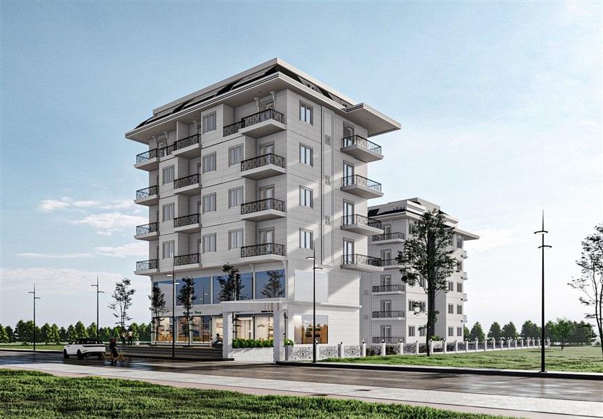 Квартиры в инвестиционном проекте жилого комплекса в Каргыджаке - Фото 4