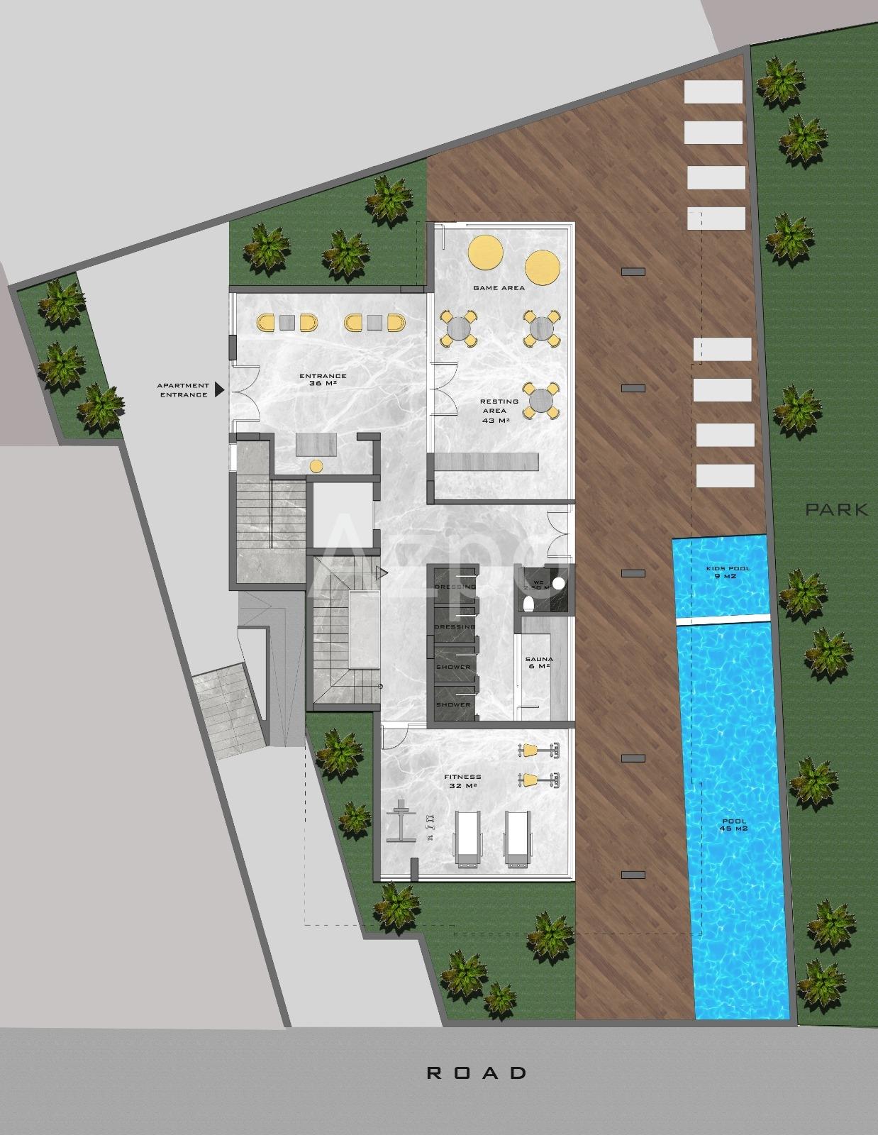 Квартиры разных планировок в новом комплексе - Фото 19