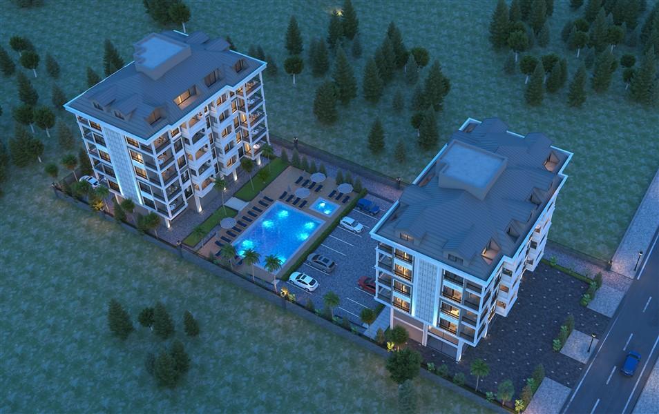 Современные квартиры различных планировок в новом инвестиционном проекте - Фото 13