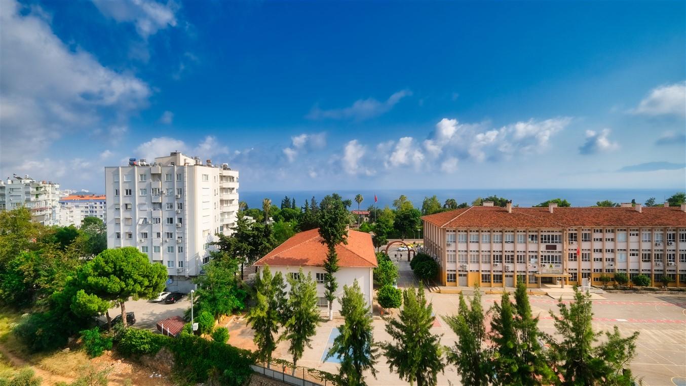 Новые квартиры в центральном районе Антальи - Фото 26