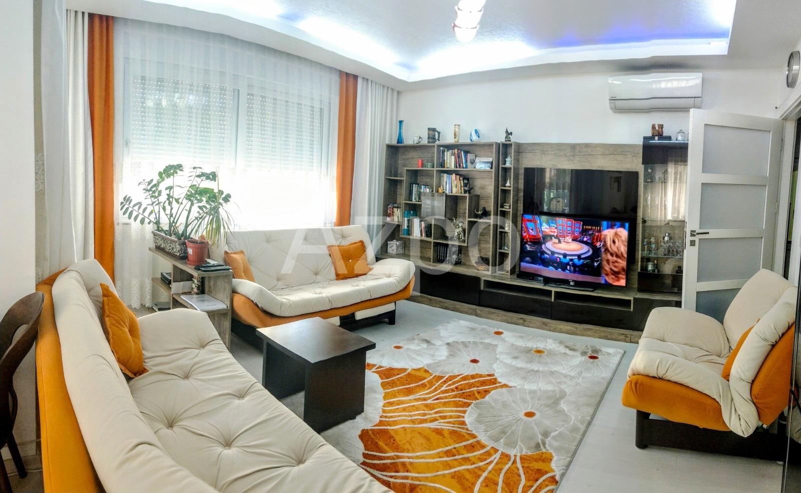 Привлекательная квартира 2+1 с мебелью Анталья - Фото 9