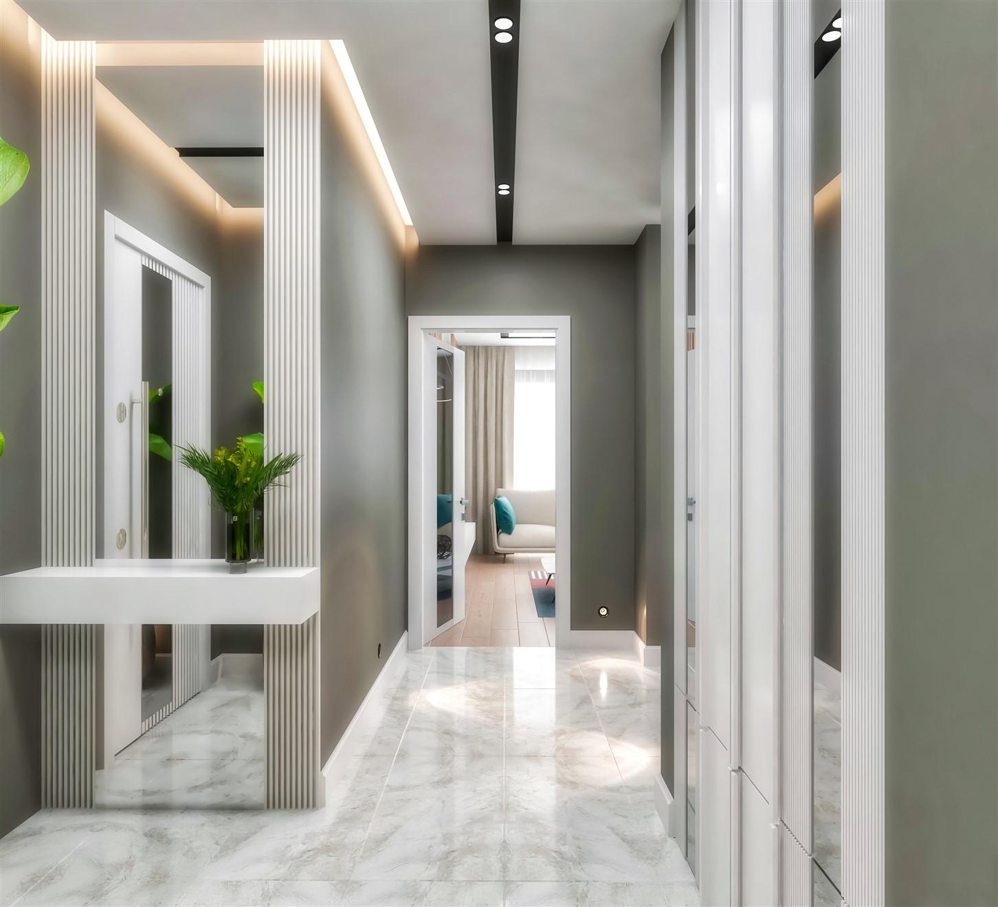Современные квартиры в элитном комплексе Антальи - Фото 71