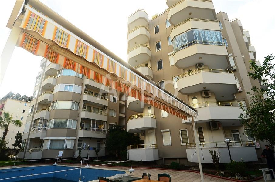 Двухкомнатная квартира в центре Алании - Фото 16