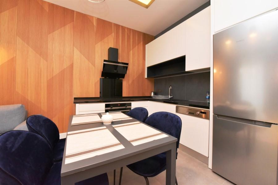 Двухкомнатная квартира с мебелью в районе пляжа Клеопатры - Фото 10