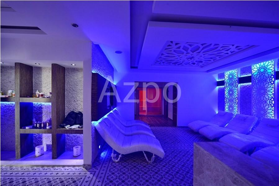 Трехкомнатная квартира с мебелью в Авсалларе - Фото 22