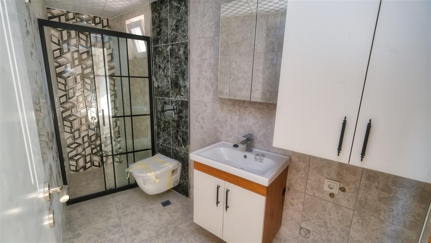 Новые квартиры в готовом жилом комплексе в центре Антальи - Фото 26
