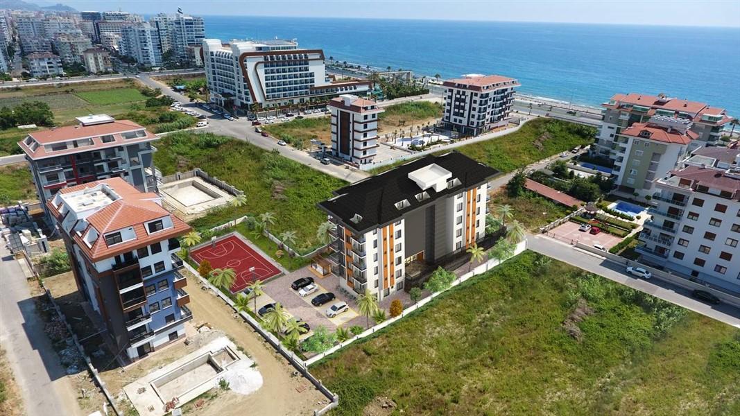 Жилой комплекс на этапе строительства в районе Кестель - Фото 1