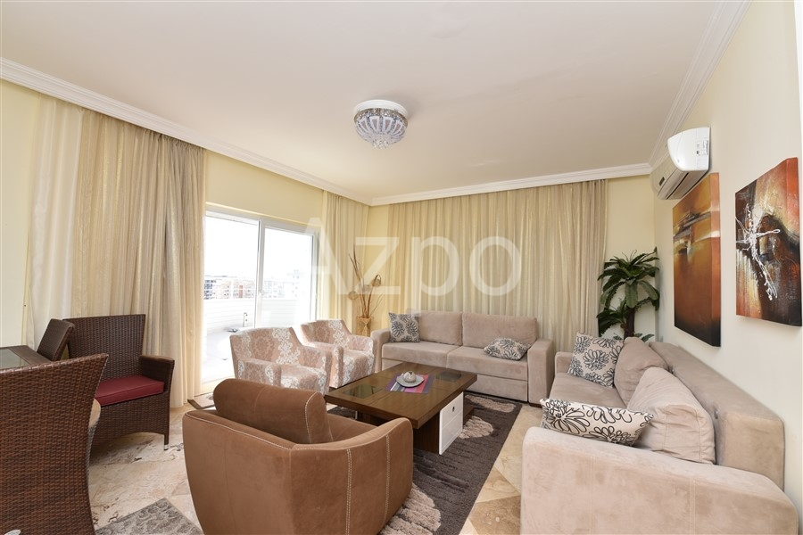Пентхаус с мебелью в уютном комплексе - Фото 16