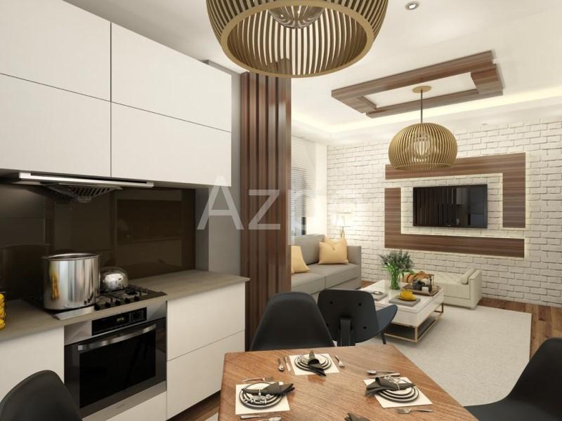 Квартиры в новом комплексе в Махмутларе - Фото 7