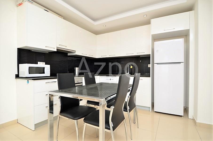 Двухкомнатная квартира с мебелью в Джикджилли - Фото 12