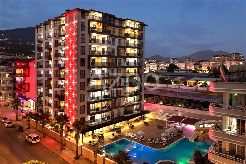 Двухкомнатная квартира в районе пляжа Клеопатра - Фото 1