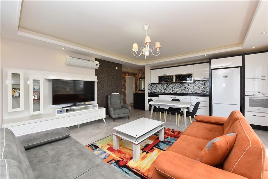 Меблированная квартира 2+1 с приятными видовыми характеристиками - Фото 10