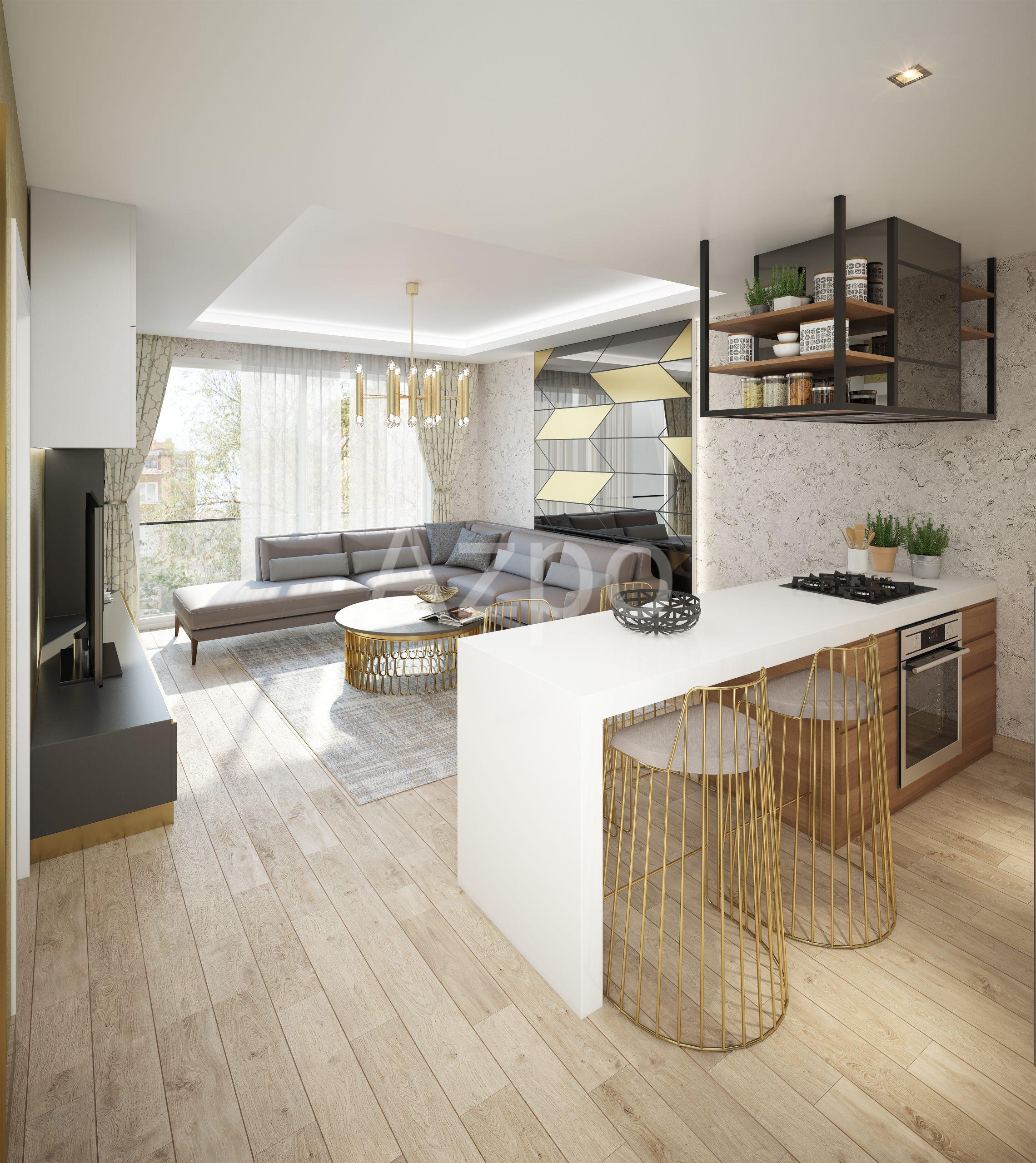 Квартиры в новом готовом комплексе в Стамбуле - Фото 5