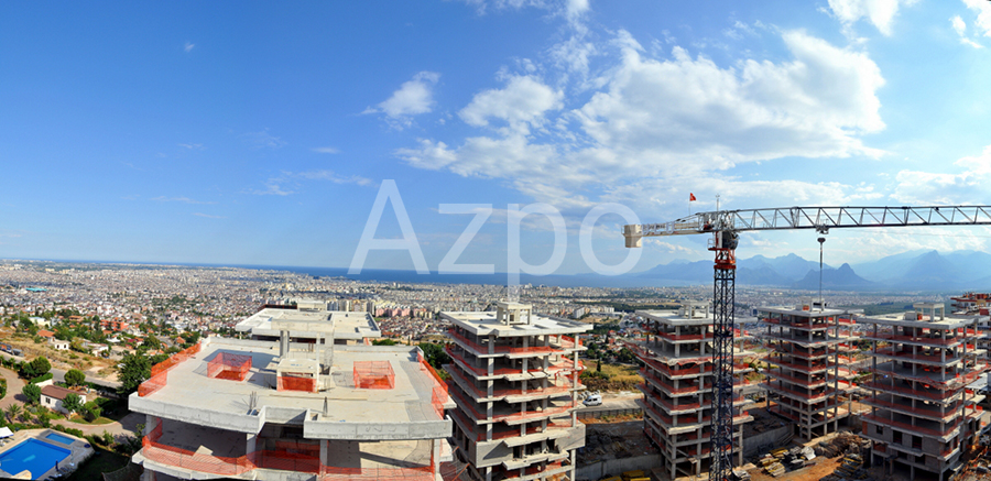 Квартиры в новом комплексе в районе Кепез - Фото 10