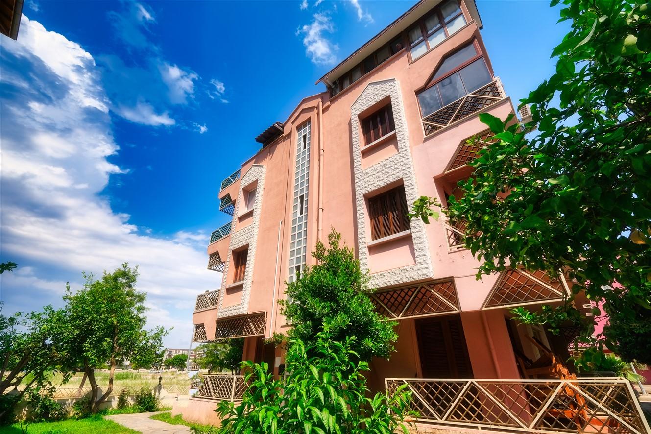 Квартира в престижном микрорайоне Гюрсу Анталья - Фото 5