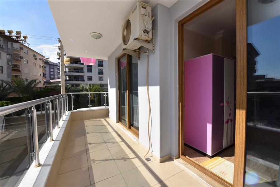 Просторная квартира 3+1 с мебелью в Аланье - Фото 17