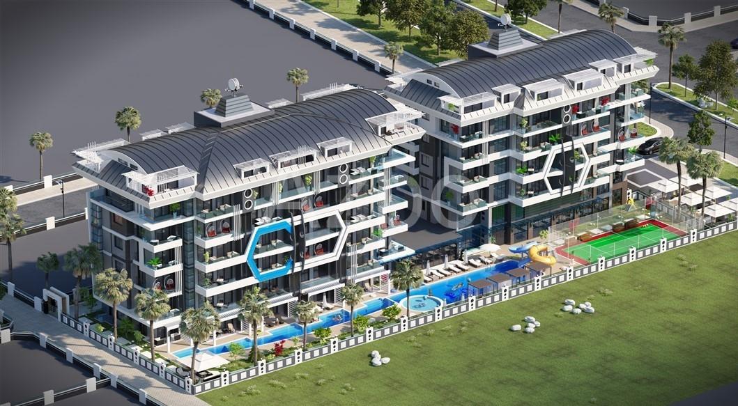 Квартиры и пентхаусы в новом комплексе - Фото 6