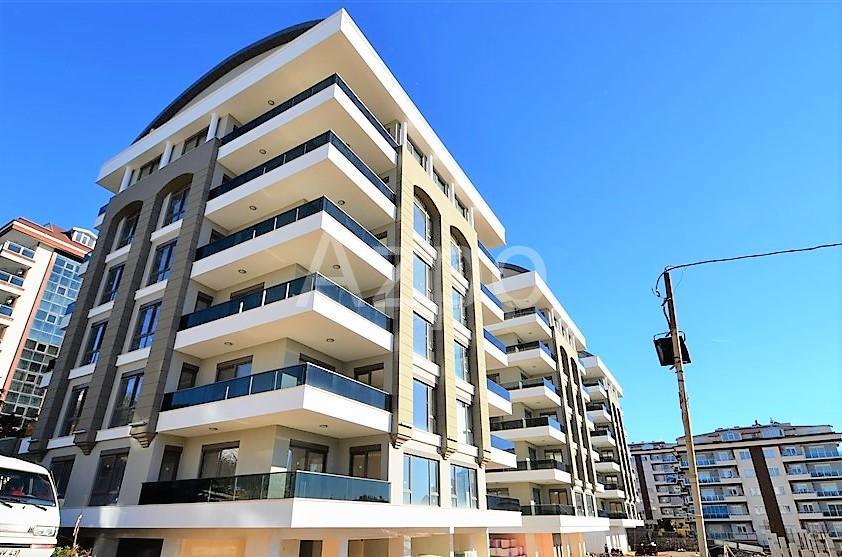 Четырехкомнатная квартира в новом комплексе - Фото 1