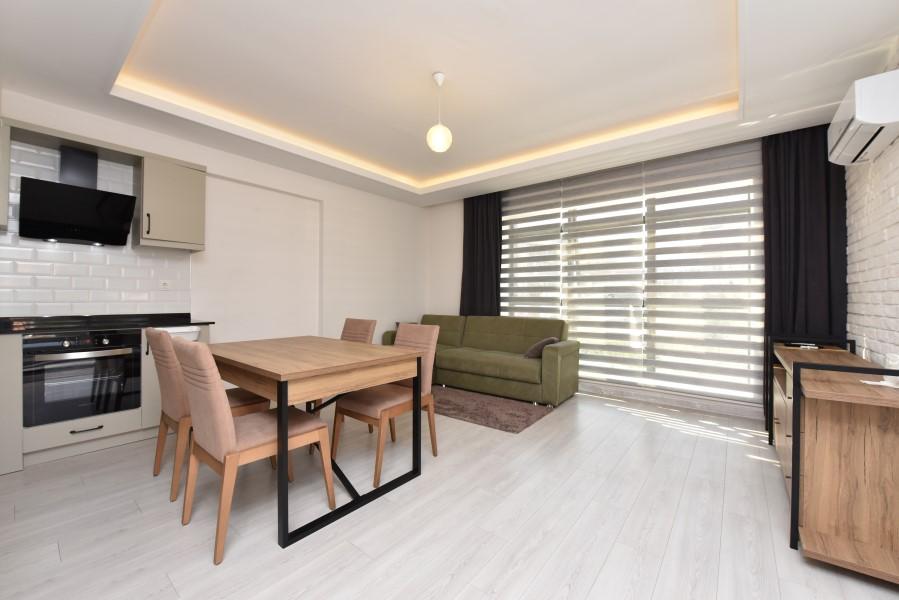 Двухкомнатная квартира с мебелью в центре Аланьи - Фото 13