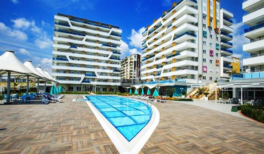 Квартиры в новом комплексе в районе Авсаллар - Фото 2