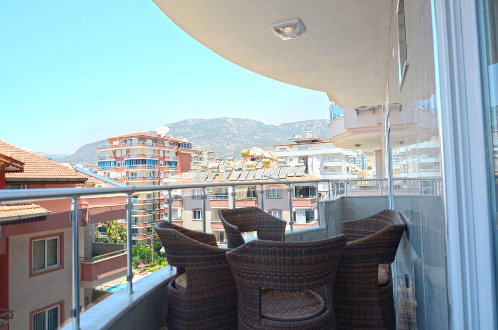 Трёхкомнатная квартира с впечатляющим видом на Средиземное море - Фото 19