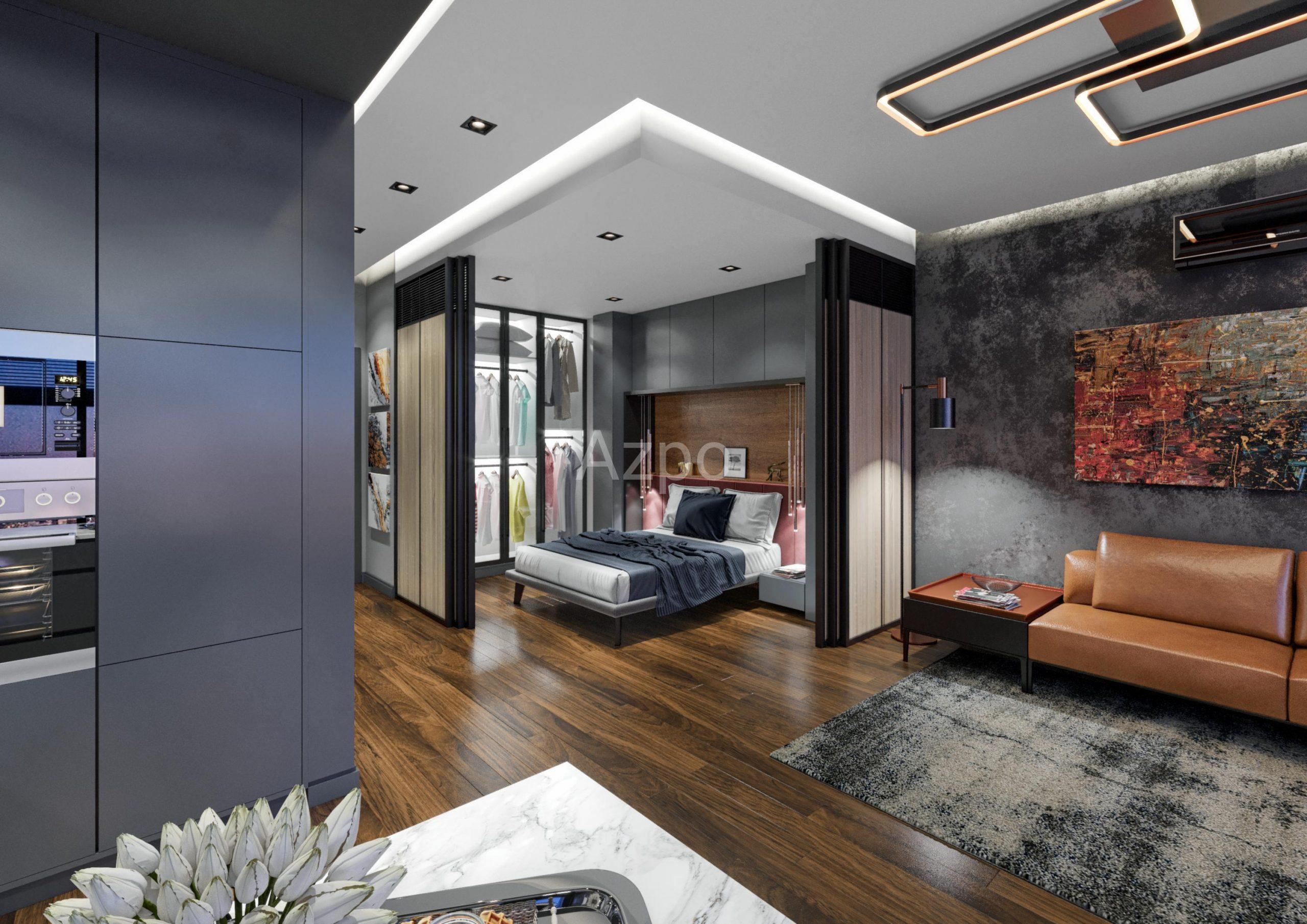 Апартаменты разных планировок в  комплексе - Фото 9