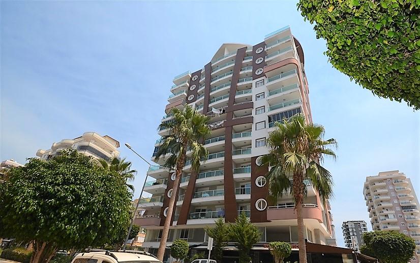 Меблированная квартира 2+1 в центре района Махмутлар - Фото 1