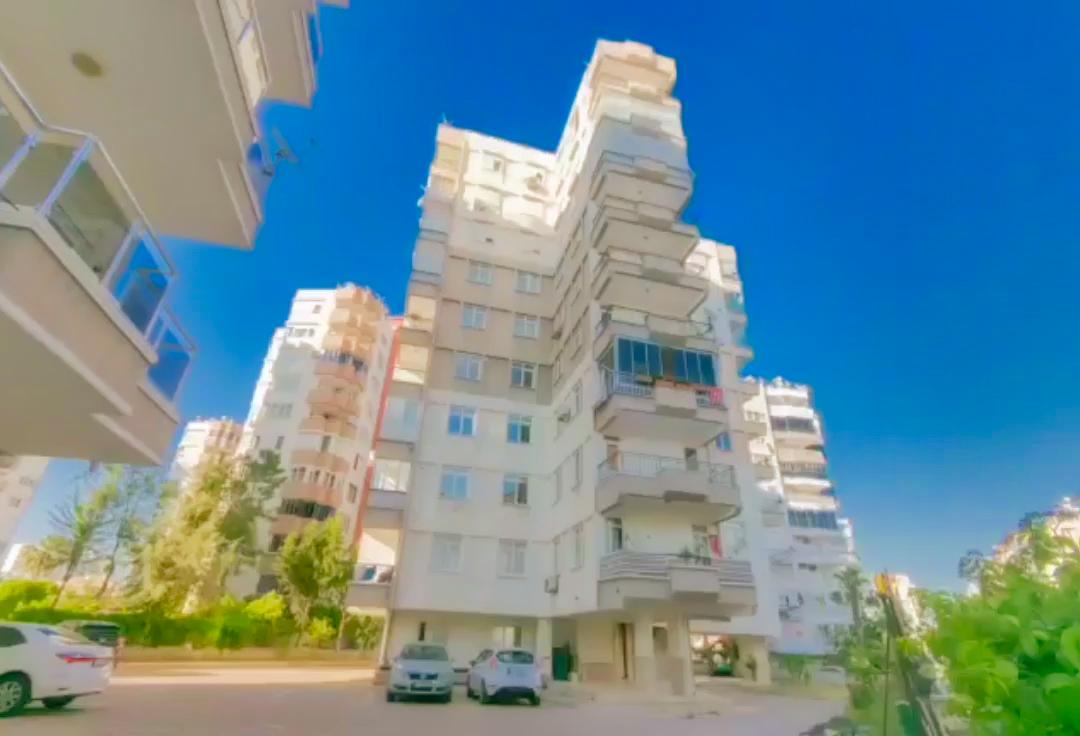 Просторная квартира 3+1 с отдельной кухней в Анталье - Фото 1