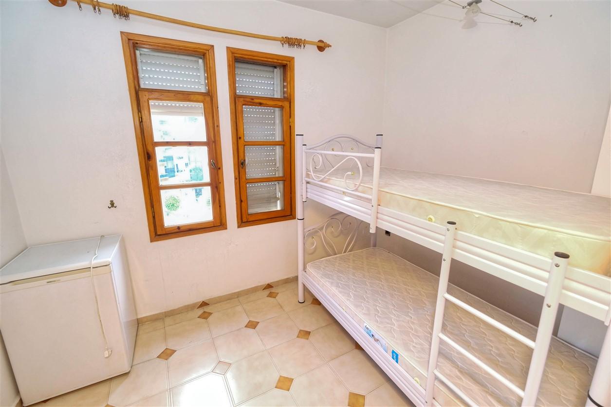 Трёхкомнатная квартира в микрорайоне Лиман Анталья - Фото 26