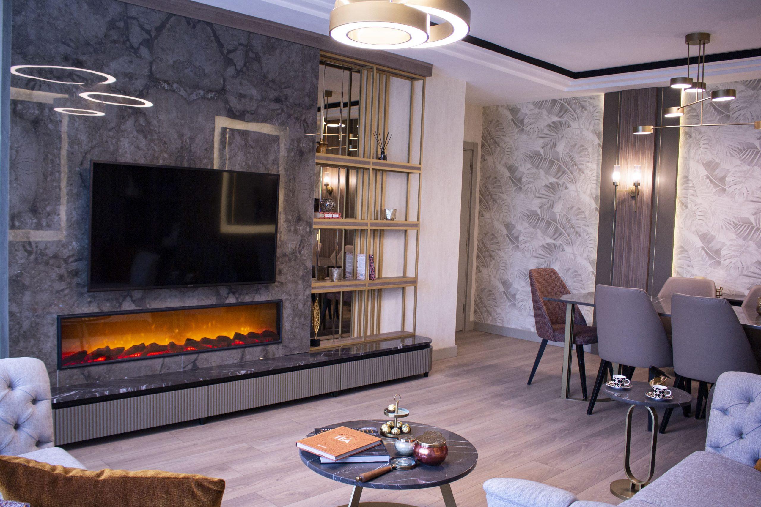 Современные квартиры различных планировок в районе Зейтинбурну - Фото 8