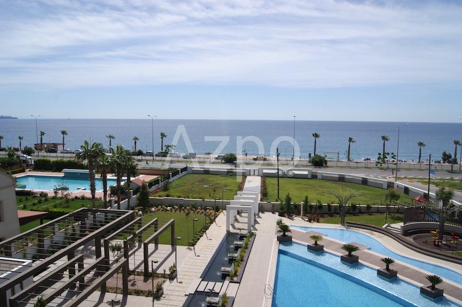 Квартиры с видом на море в элитном комплексе Антальи - Фото 26