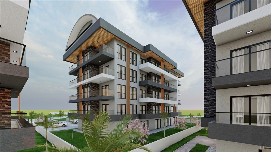 Новый проект жилого комплекса в районе Оба - Фото 7