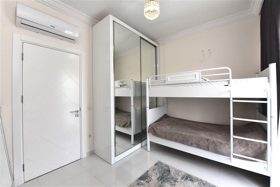 Меблированная квартира планировки 3+1 с видом на море - Фото 29