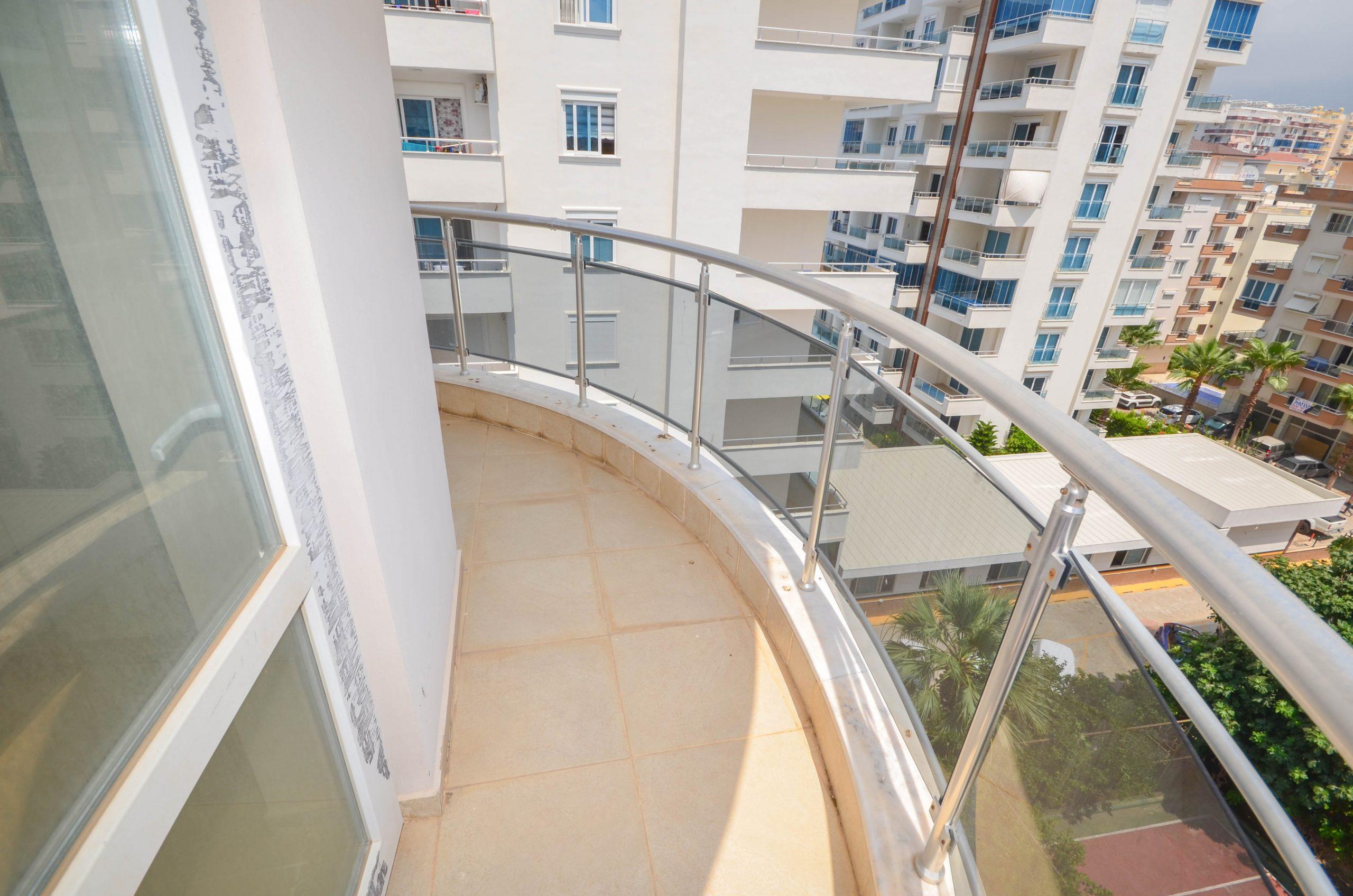 Трёхкомнатная квартира в районе Махмутлар - Фото 15