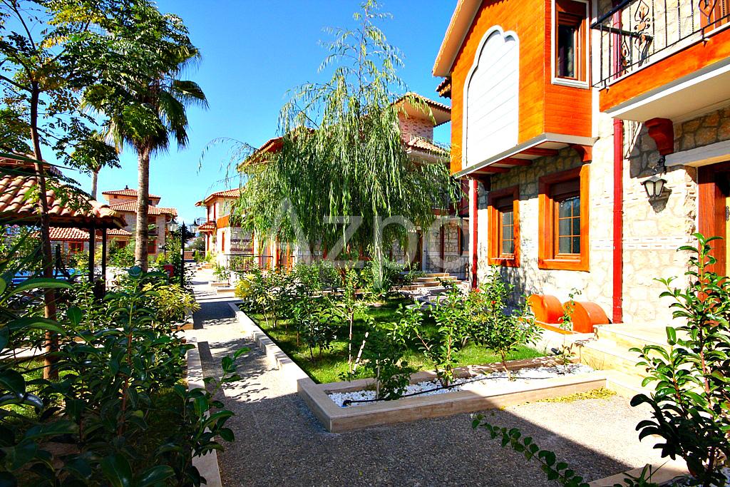 Виллы в османском стиле в районе Дошемеалты Анталья - Фото 13