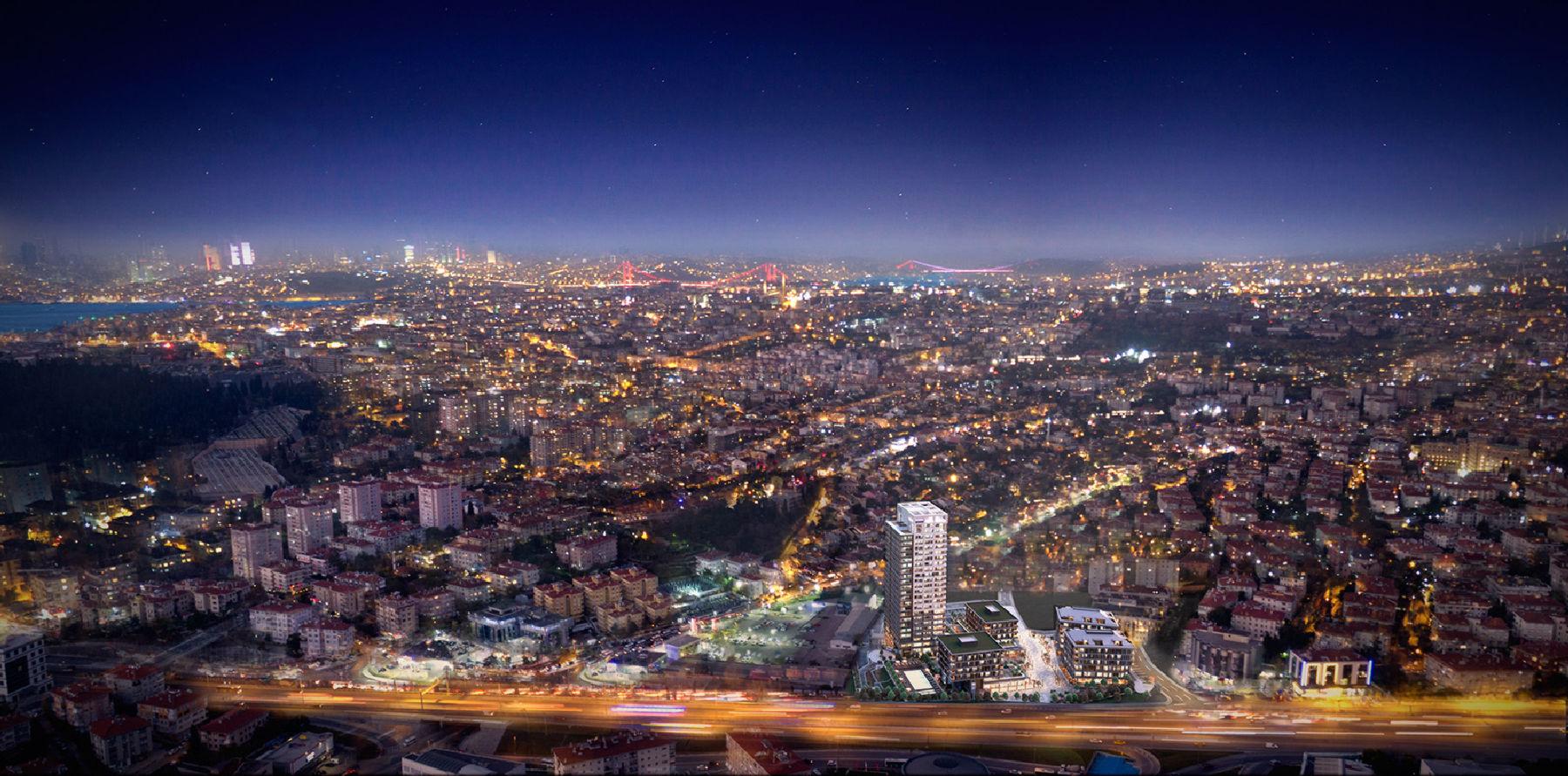 «Умные» квартиры в новом жилом комплексе Стамбула - Фото 1