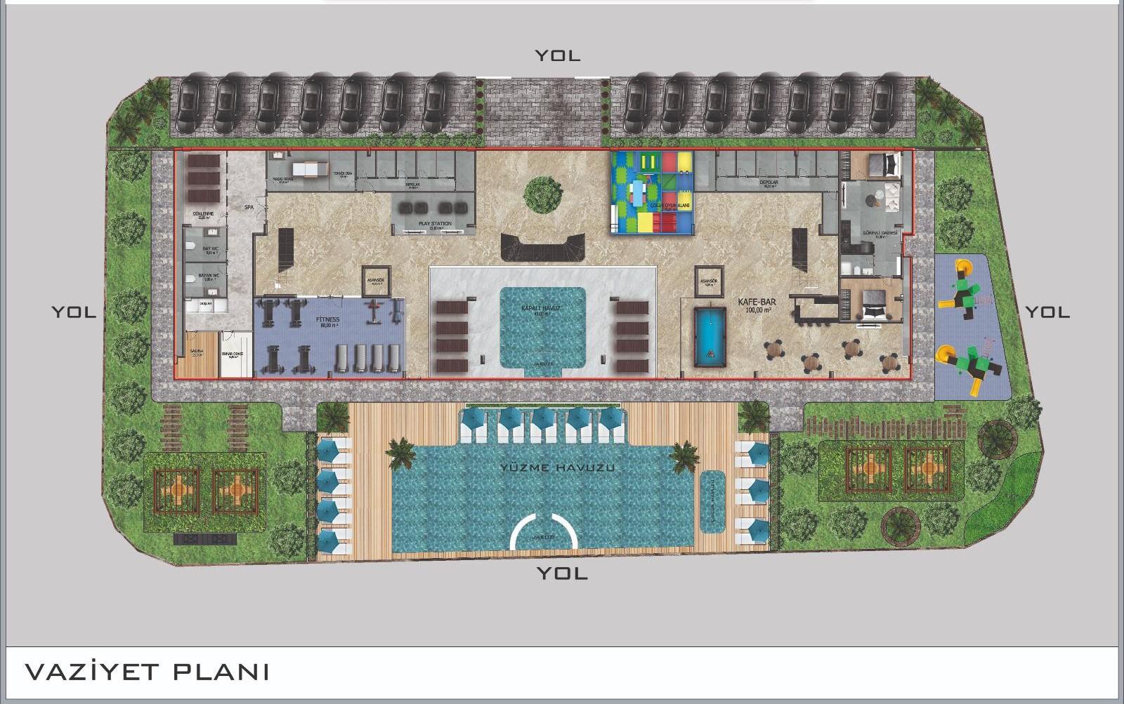 Новые квартиры в центре Аланьи - Фото 34