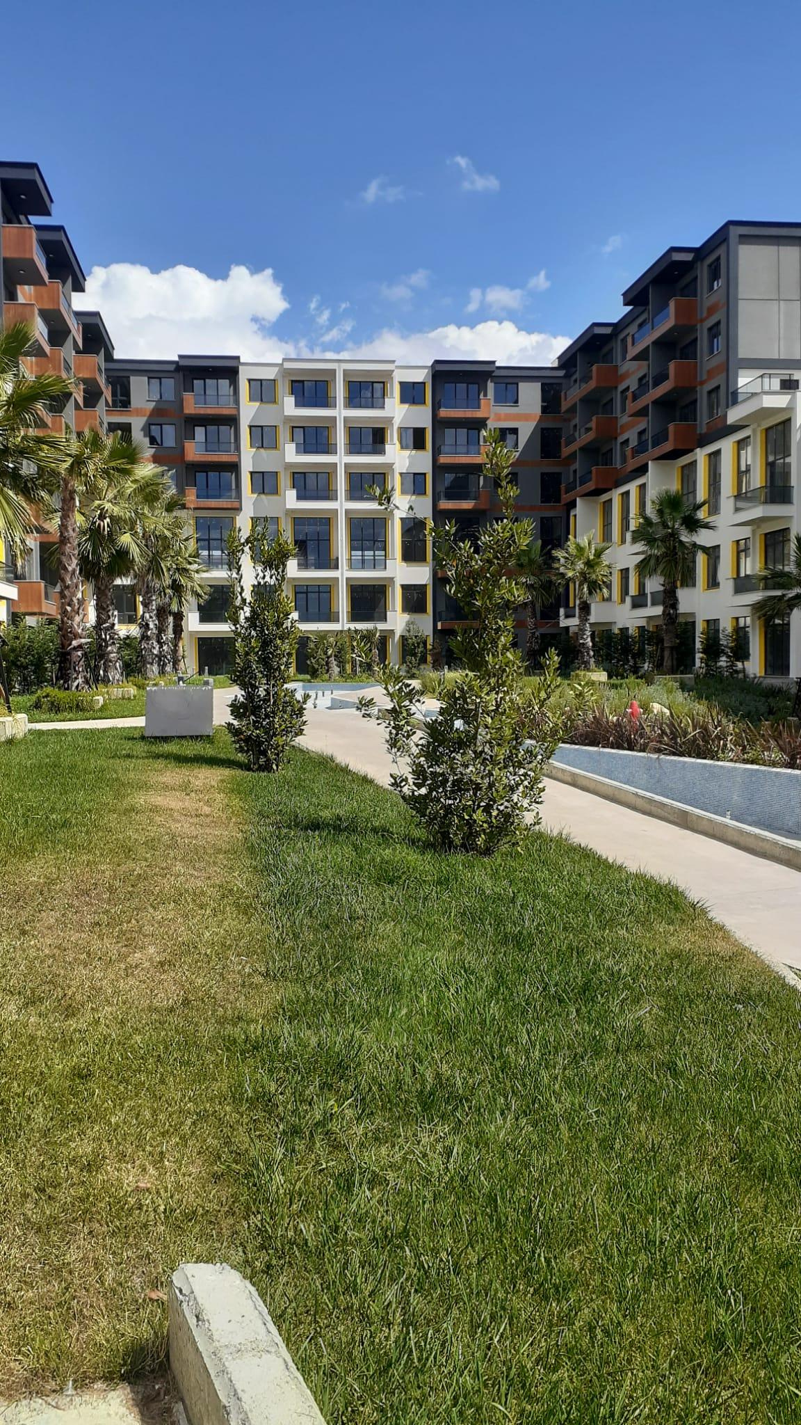 Новая трёхкомнатная квартира в районе Эсеньюрт - Фото 4
