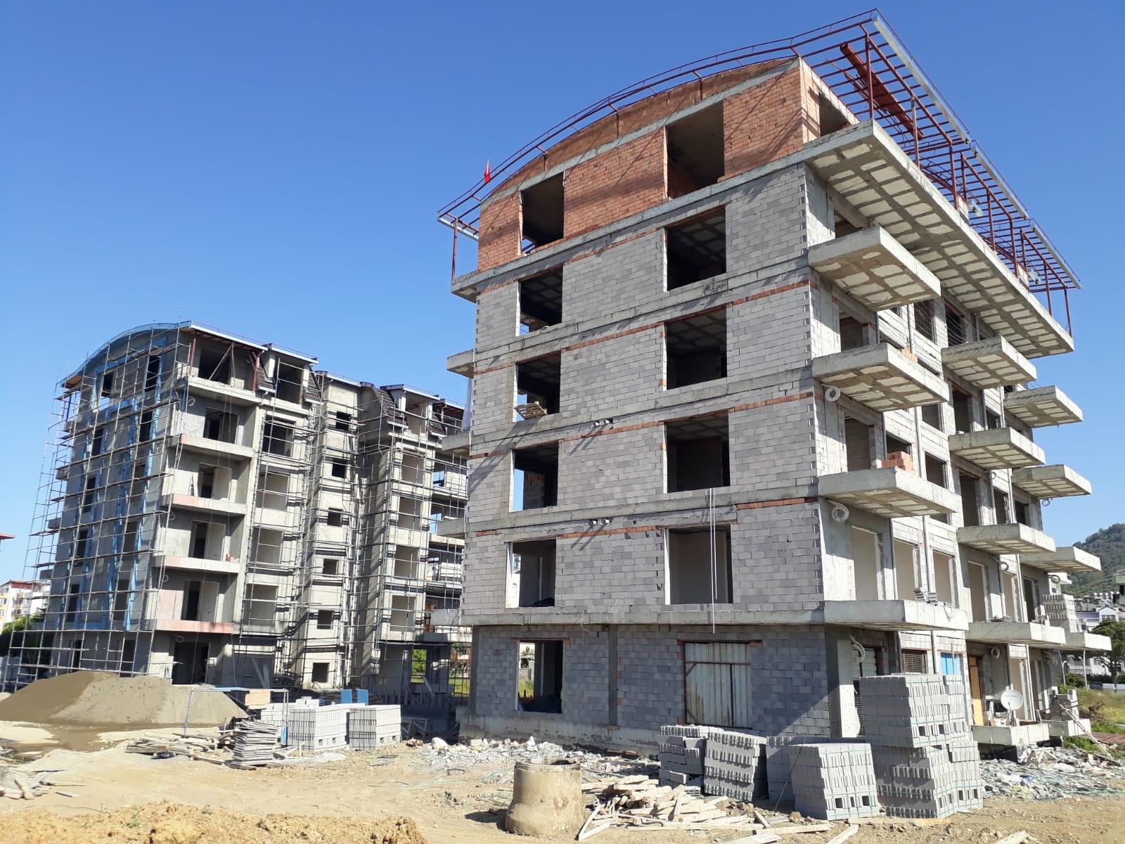 Квартиры в строящемся комплексе в районе Газипаша - Фото 17