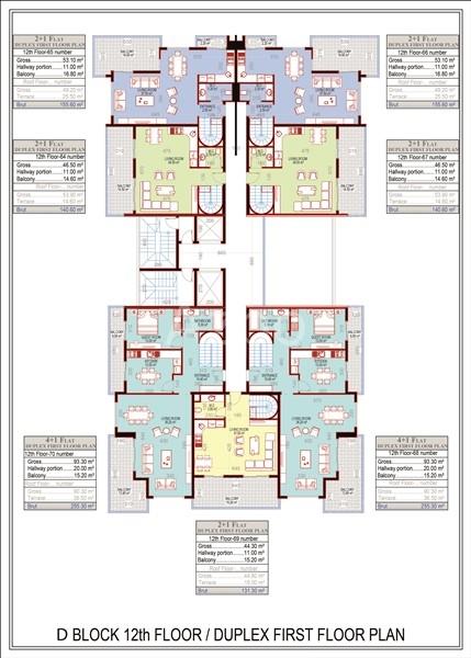 Уникальный комплекс в Махмутлар - Фото 16