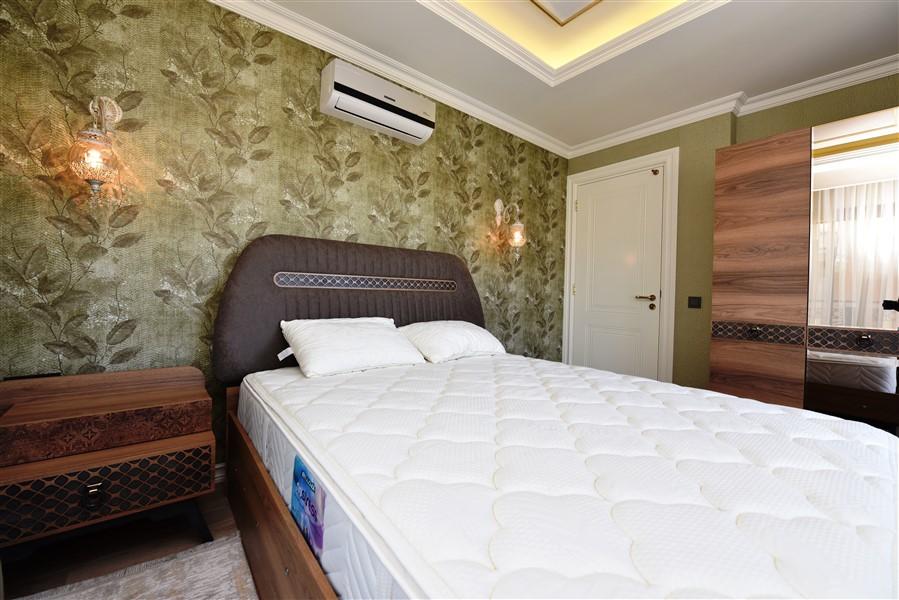 Роскошная четырёхкомнатная квартира с мебелью - Фото 31