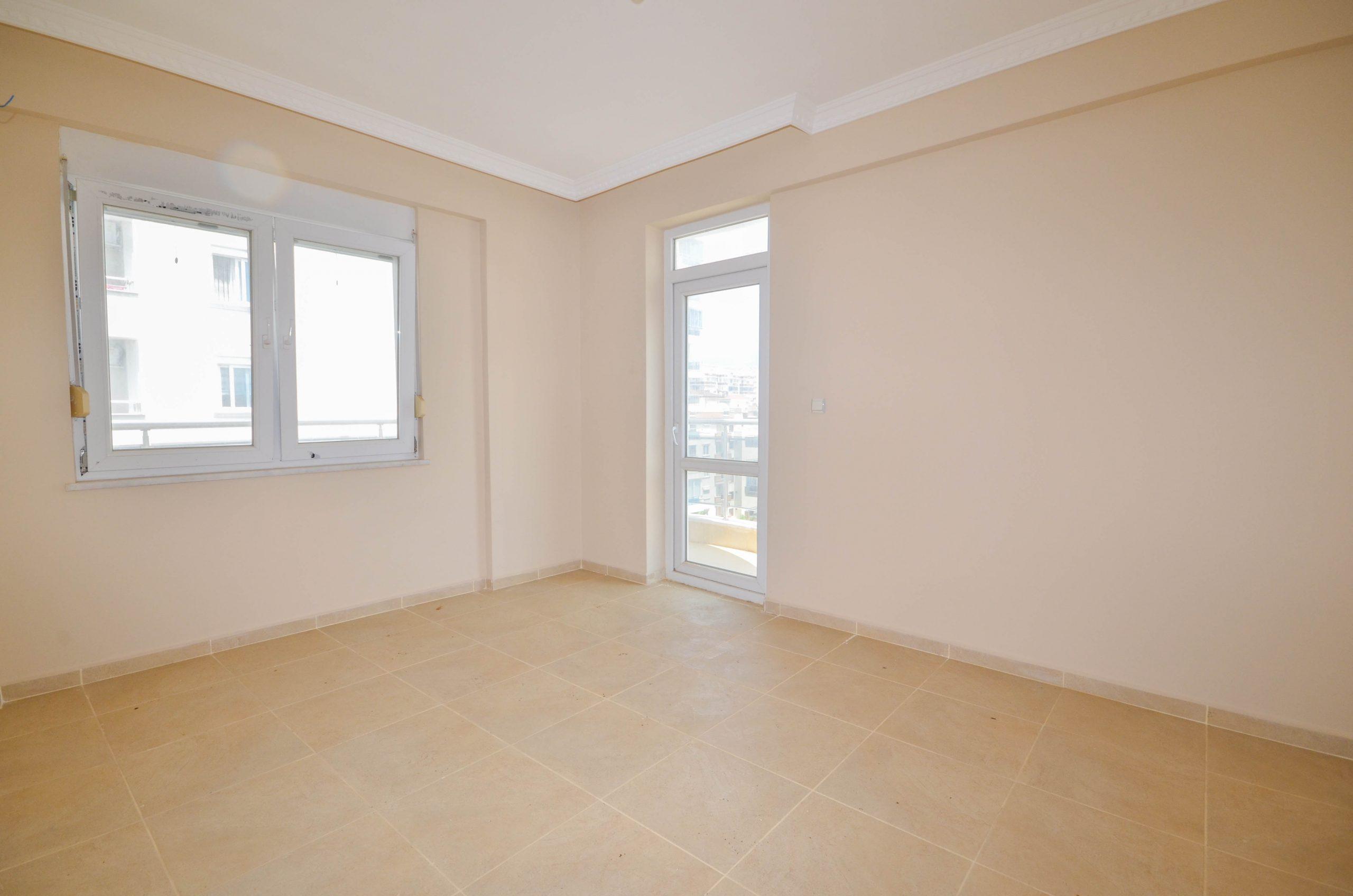 Трёхкомнатная квартира в районе Махмутлар - Фото 12
