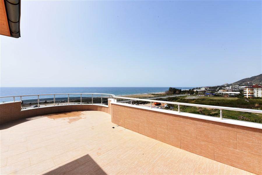 Пентхаус 2+2 с видом на Средиземное море - Фото 28