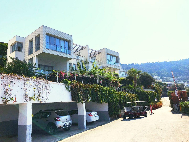 Квартира с панорамным видом на море в Бодруме - Фото 1