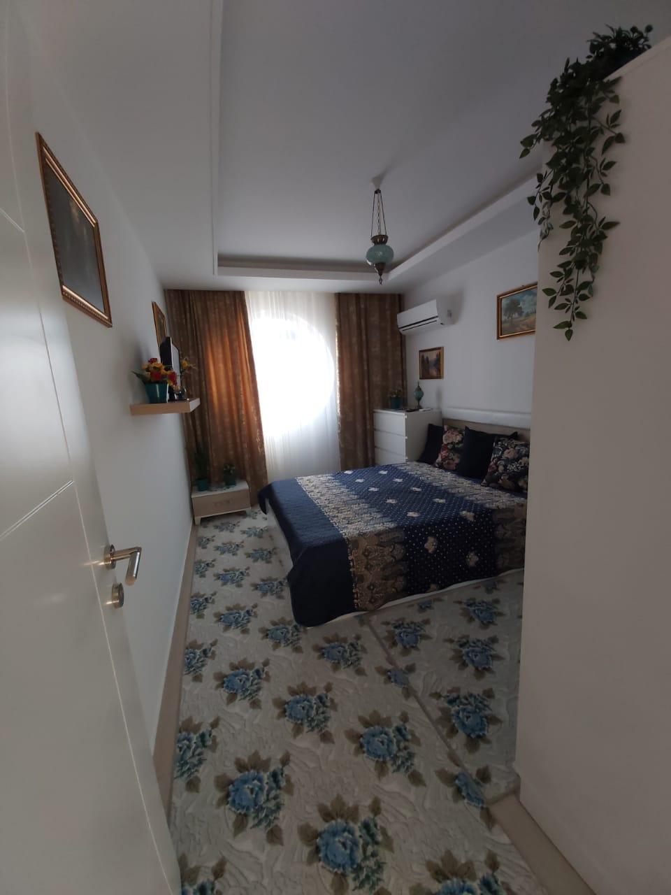 Меблированная квартира 1+1 в районе Авсаллар - Фото 14