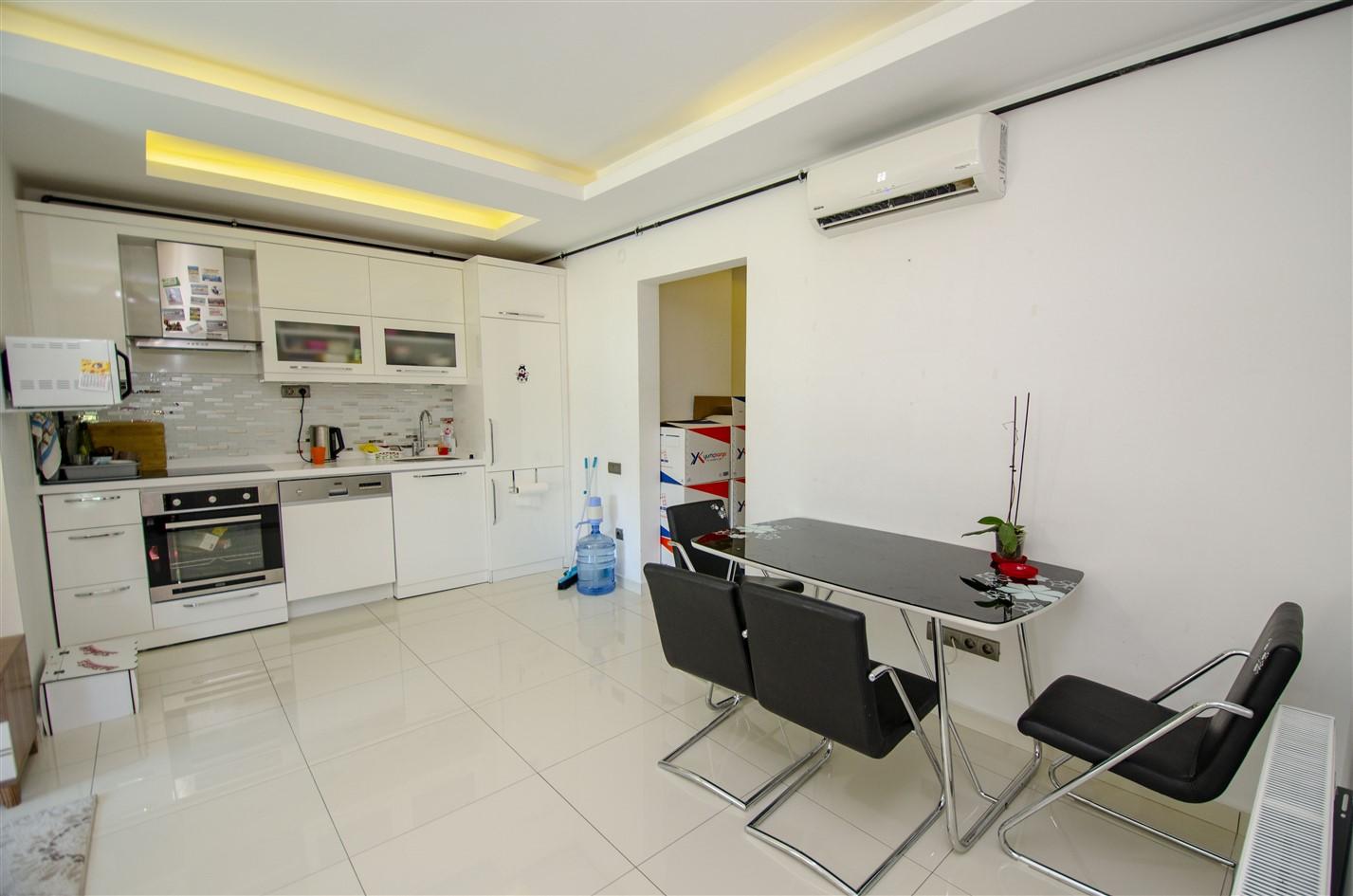 Меблированная квартира 1+1 в районе Коньяалты - Фото 23