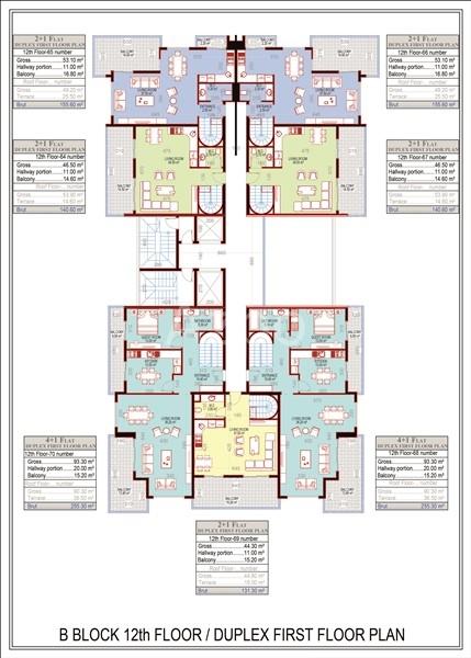 Уникальный комплекс в Махмутлар - Фото 10