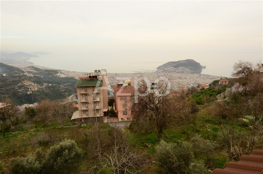 Уютная вилла с видом на Средиземное море - Фото 4